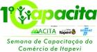 1º Capacita - Semana de Capacitação do Comércio de Itapevi