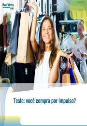 Educação Financeira – Teste compra por impulso