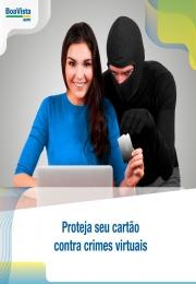 Educação Financeira – Proteja seu cartão de crédito contra o crime virtual