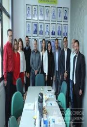 Acita realiza Reunião Setorial com Bancos